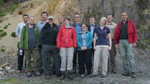 Mid Wales RGS staff 2013